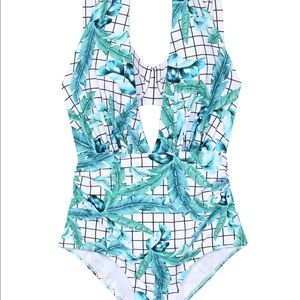 NWOT GABIFRESH x Swimsuits For All Athena Suit